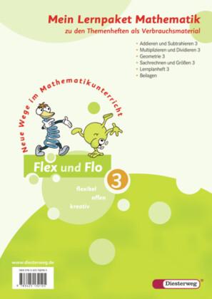 Mein Lernpaket Mathematik (Verbrauchsmaterial), 4 Hefte