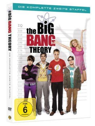 The Big Bang Theory, 4 DVDs