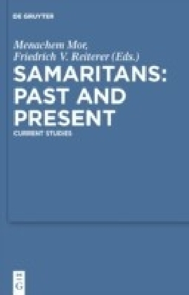 Samaritans - Past and Present
