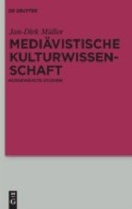Mediävistische Kulturwissenschaft