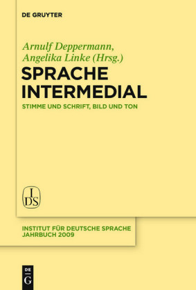 Sprache intermedial
