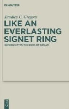 Like an Everlasting Signet Ring