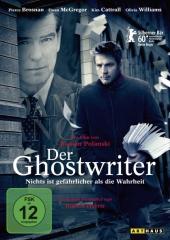 Der Ghostwriter, 1 DVD Cover