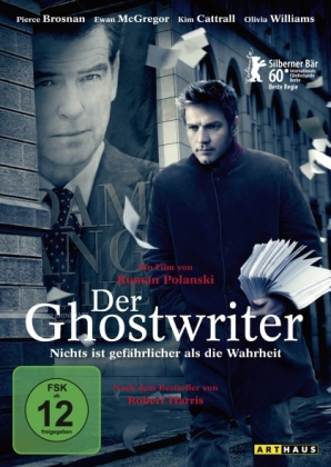 Der Ghostwriter, 1 DVD