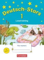 1. Schuljahr: Lesetraining Cover