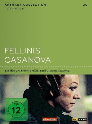 Fellinis Casanova, 1 DVD