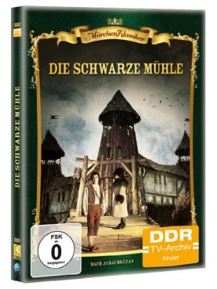 Die schwarze Mühle / Krabat, 1 DVD