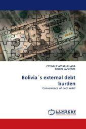Bolivia's external debt burden
