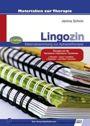 Lingozin - Materialsammlung zur Aphasietherapie