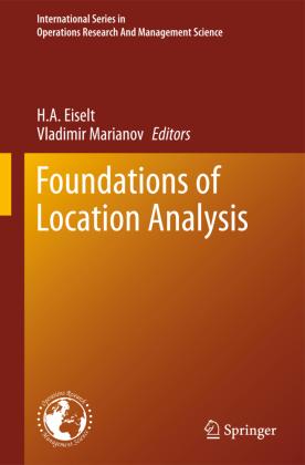 Foundations of Location Analysis