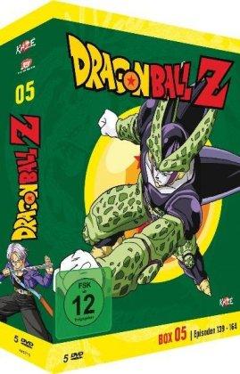 Dragonball Z, 5 DVDs