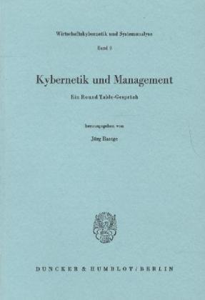 Kybernetik und Management.