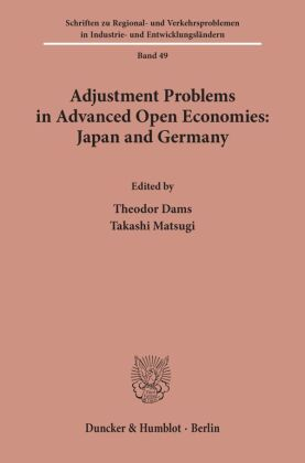 Adjustment Problems in Advanced Open Economies: Japan and Germany.
