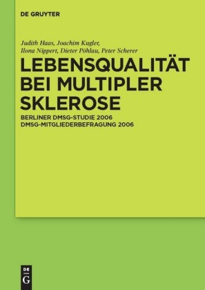 Lebensqualität bei Multipler Sklerose