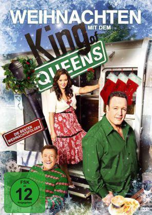King of Queens - Weihnachten mit dem King of Queens, 1 DVD