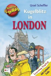 Kommissar Kugelblitz - Kugelblitz in London Cover