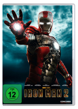 Iron Man 2, 1 DVD