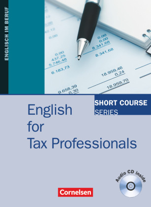 English for Tax Professionals, w. Audio-CD