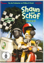 Shaun das Schaf - Raserei, 1 DVD Cover