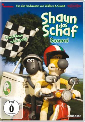 Shaun das Schaf - Raserei, 1 DVD