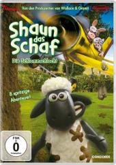 Shaun das Schaf - Die Schlammschlacht, 1 DVD Cover