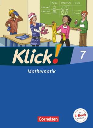 7. Schuljahr, Schülerbuch