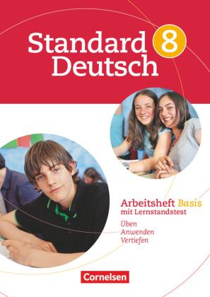 8. Schuljahr, Arbeitsheft Basis mit Lernstandtests