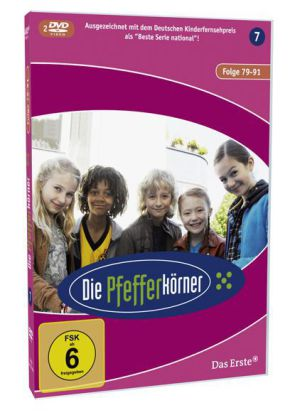 Die Pfefferkörner - Staffel 7, 2 DVDs