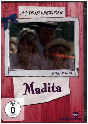 Madita, 1 DVD