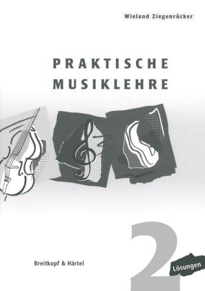 Praktische Musiklehre, Lösungen