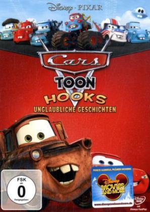 Cover des Mediums: Cars - Toon Hooks unglaubliche Geschichten
