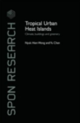 Tropical Urban Heat Islands