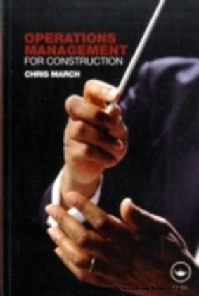 Operations Management for Construction