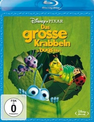 Das grosse Krabbeln, 1 Blu-ray