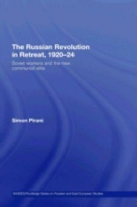 Russian Revolution in Retreat, 1920-24