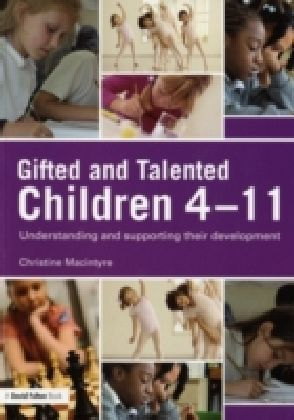 Gifted and Talented Children 4-11
