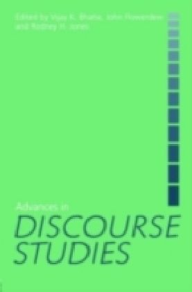 Advances in Discourse Studies