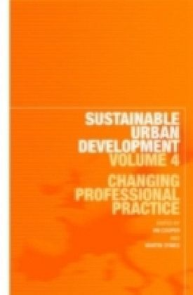 Sustainable Urban Development Volume 4
