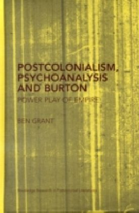 Postcolonialism, Psychoanalysis and Burton