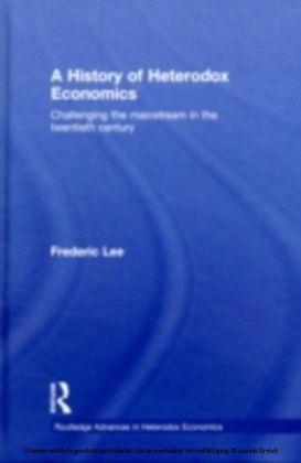 History of Heterodox Economics