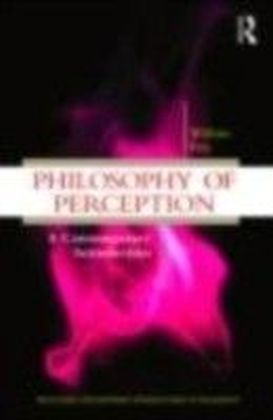 Philosophy of Perception