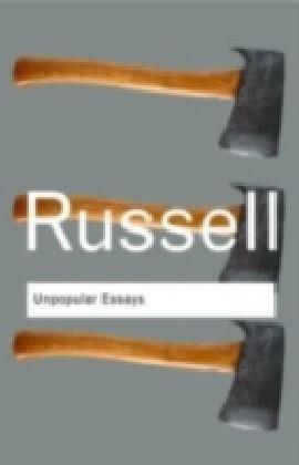 Unpopular Essays