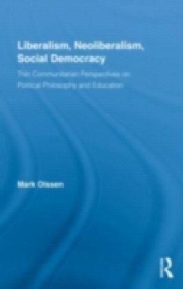 Liberalism, Neoliberalism, Social Democracy