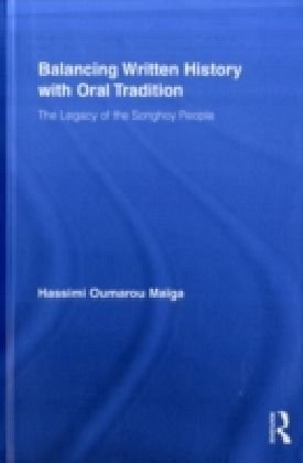 Balancing Written History with Oral Tradition