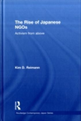 Rise of Japanese NGOs