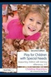 Play for Children with Special Needs