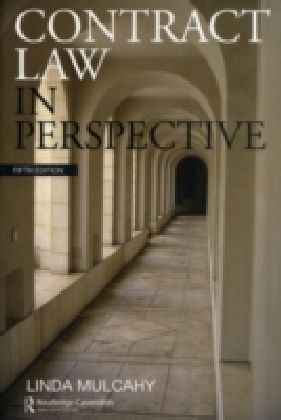 Contract Law in Perspective 5/e