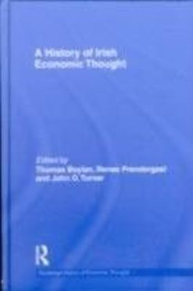 History of Irish Economic Thought