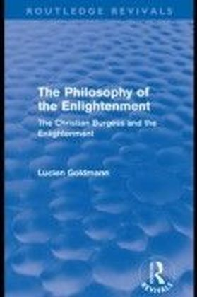 Philosophy of the Enlightenment (Routledge Revivals)