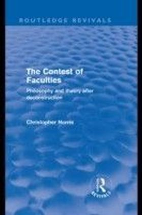 Contest of Faculties (Routledge Revivals)